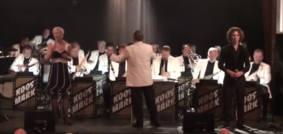 Met de Koos Mark Bigband – A Time For Us