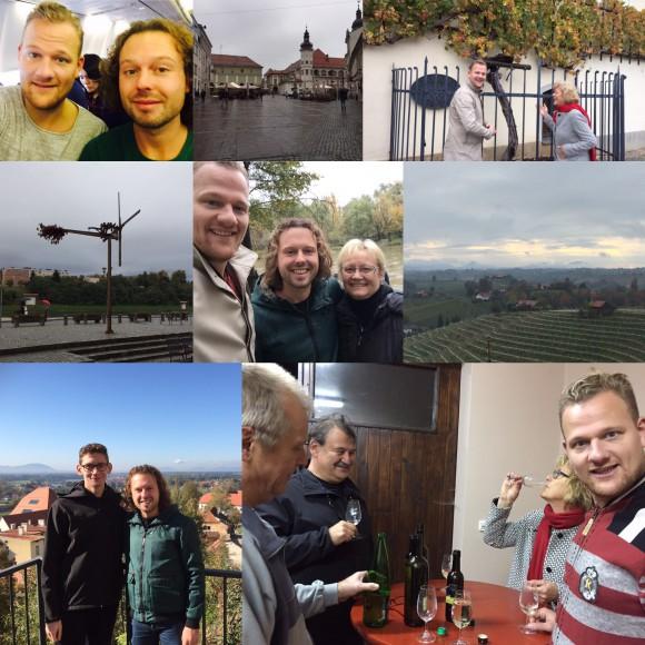 Weekendje Slovenië & Zagreb