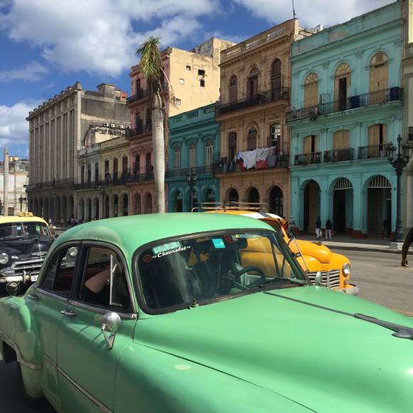 Terug uit Cuba!